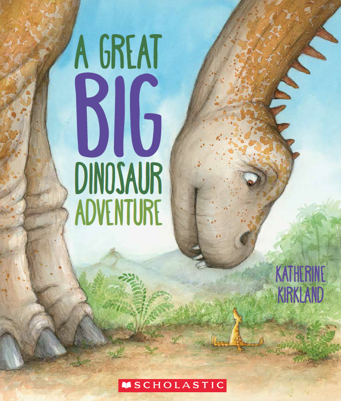 A Great Big Dinosaur Adventure