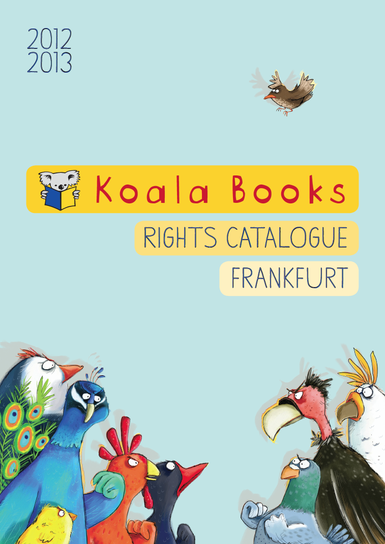 Koala Books - Rights catalogue