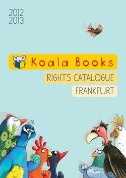Koala Books - Rights catalogue