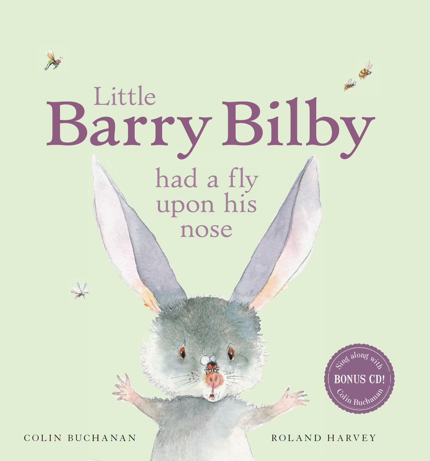 Little Barry Bilby