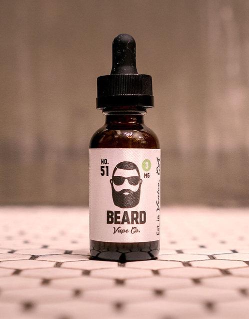 Beard Vape Co. Juice No. 51