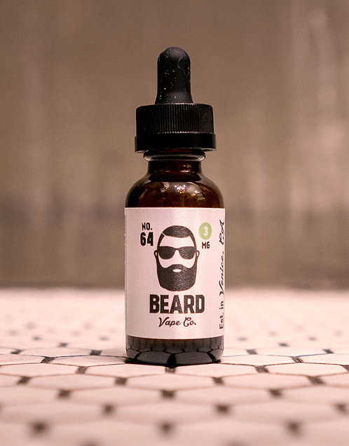 Beard Vape Co. Juice No. 64