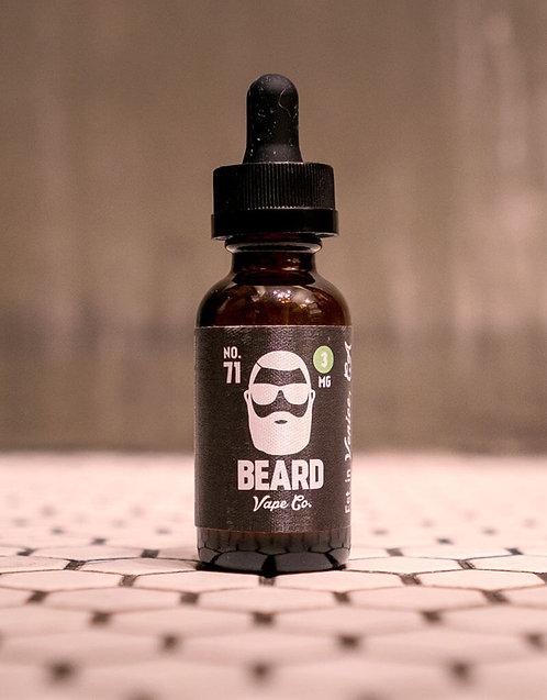 Beard Vape Co. Juice No. 71