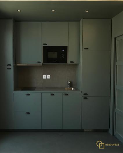 Appartement Secrétan