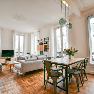 Appartement Beaumarchais