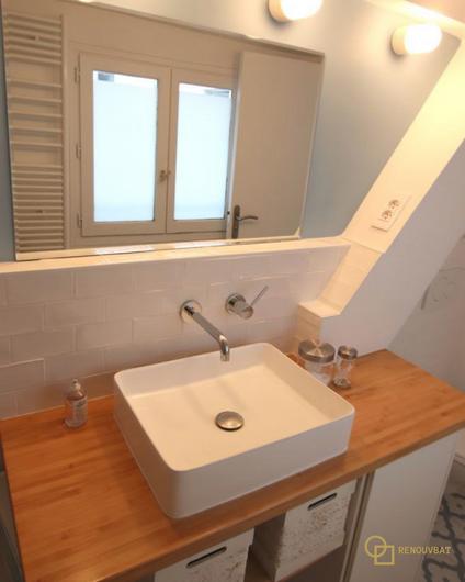 Salle de bain Marais