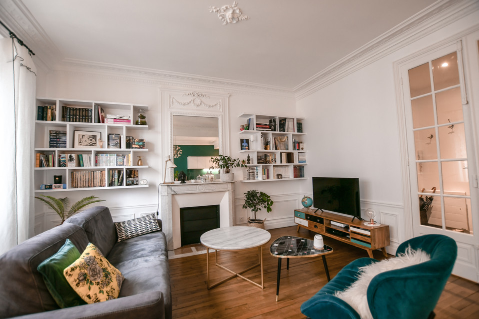 Appartement Rochereaux