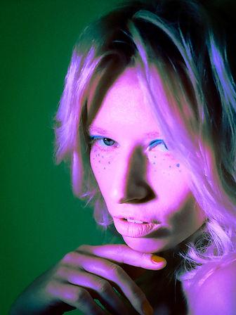 Bleeka Portrait Beauty Shot