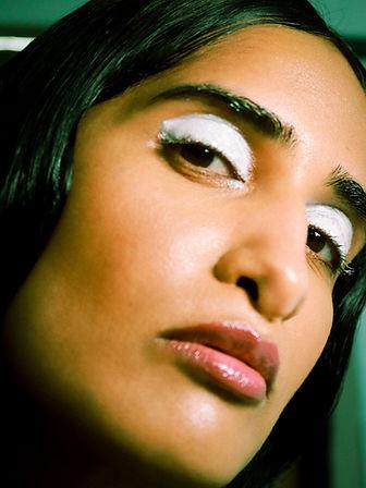 Asa Beauty Shoot Portrait Photo