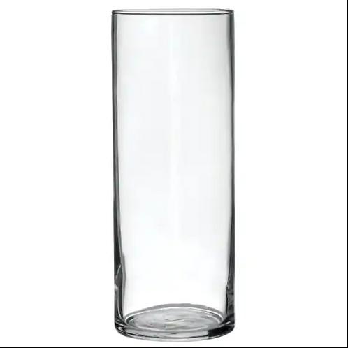 """9"""" Cylinder Glass Vase"""