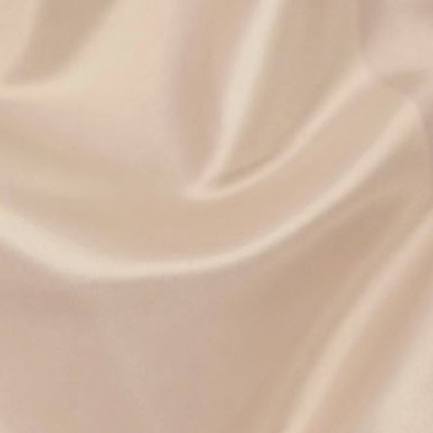 Champagne Polyester Wide Draping