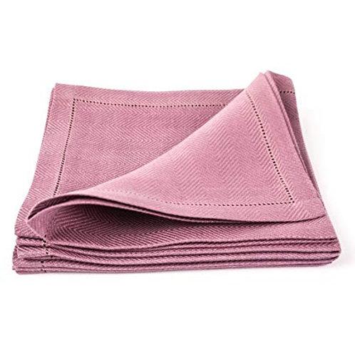 Blush Linen Napkin
