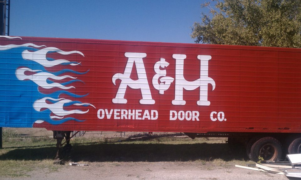 A&H Overhead Door Co.