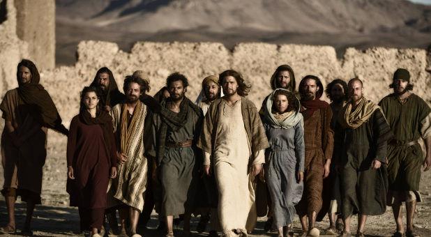 Luke 9:54-56