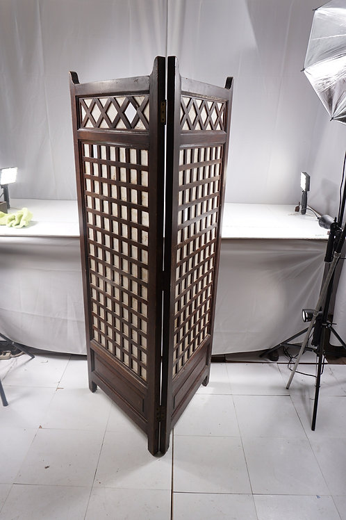 Neoclassical Room Divider
