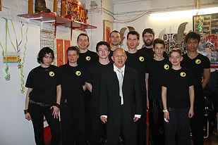 Chi Kung Fu - Kampfkunst in Berlin Kreuzberg