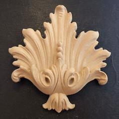 moulure décorative bois