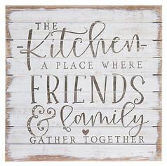 Panneau décoratif blanc Kitchen
