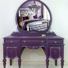 Relooking Pinterest violet