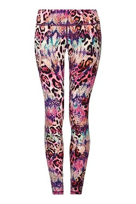 SNAZZY SNAKE – YOGA LEGGINGS – HIGHER WAISTED
