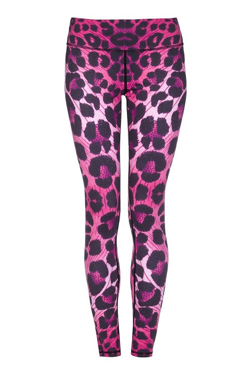SOME LIKE IT HOT – HIGHER WAISTED LEOPARD PRINT LEGGINGS
