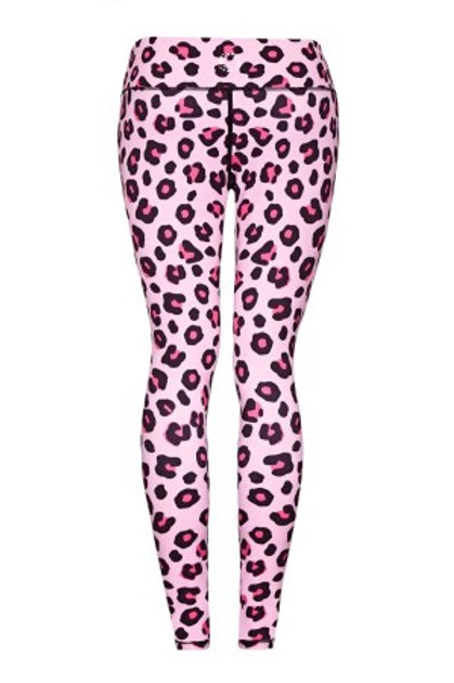 HELLO KITTY – HIGH WAISTED YOGA PANTS