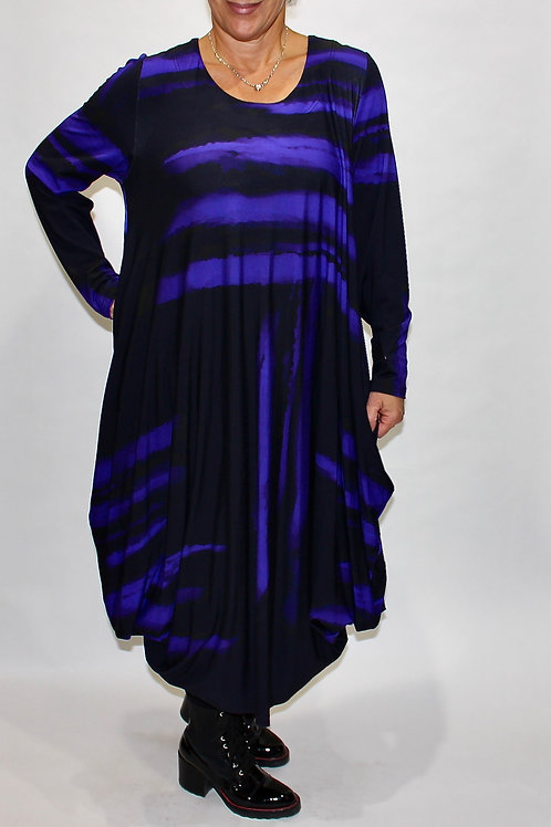 abstract easy dress
