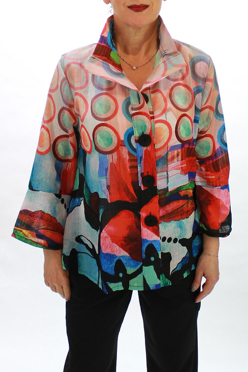 Abstract Ring Jacket