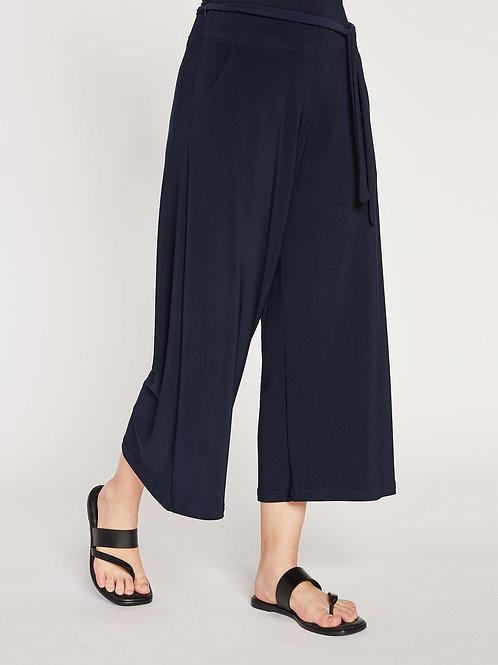 Sympli Wide Leg Crop Trouser