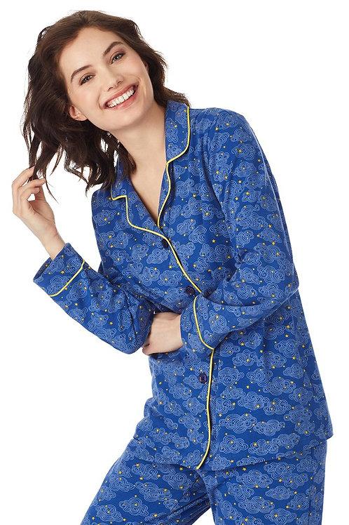 Star Swirl Women's Stretch Pajama (XS only)