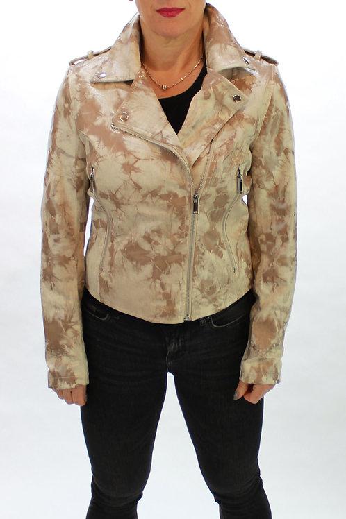 Zip Texture Jacket