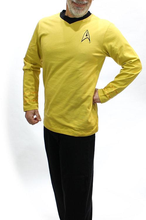 Star Trek 'Kirk' Stretch Pajama Set