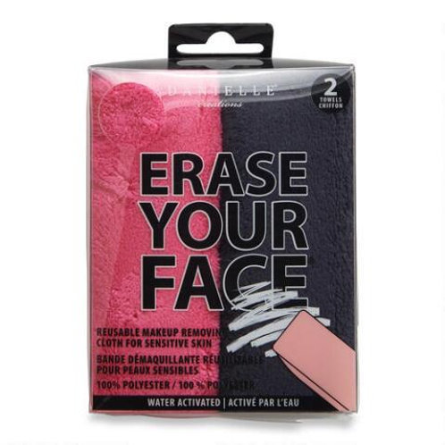 Erase Your Face