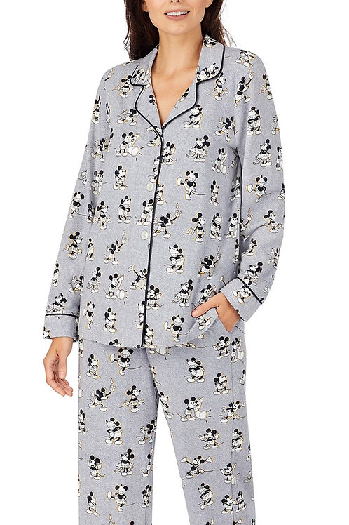 Mickey Mouse Women's Stretch Pajama Set
