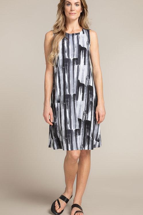 Sympli Sleeveless Trapeze Dress