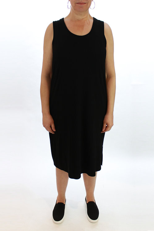 Tank Dress - Black