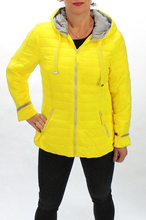 Bright Yellow Jacket