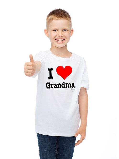 I Heart Grandma - Kids T