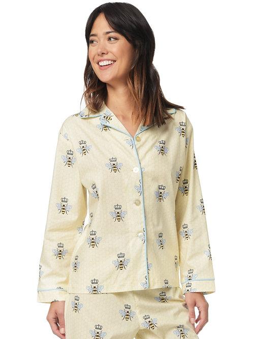 Queen Bee Honey Women's Stretch Pajama Set