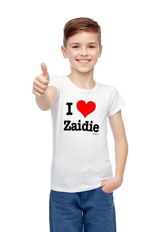 I Heart Zaidie - Kids T