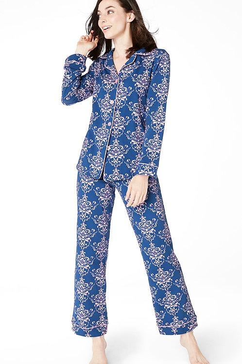 Damask Women's Stretch Pajama
