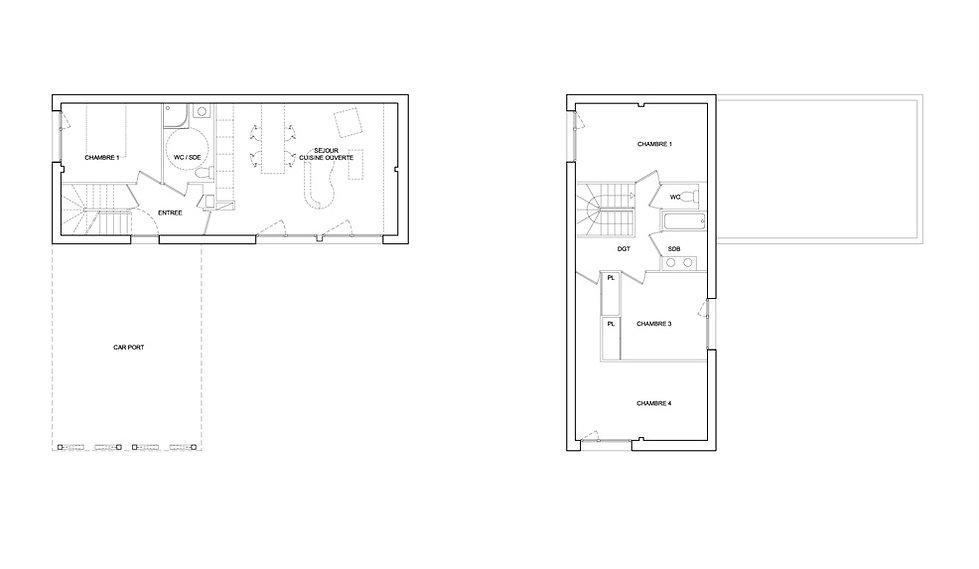 Plans type 5 Squarebox