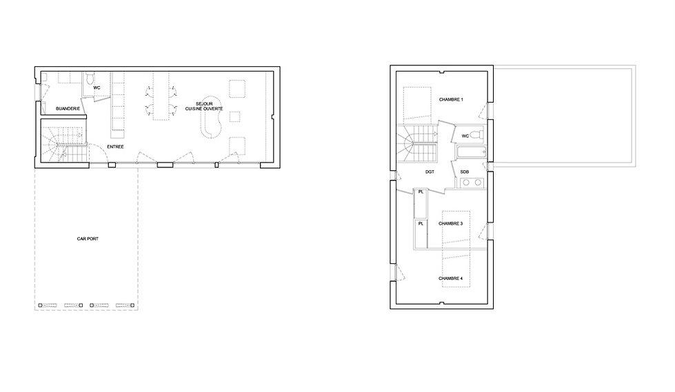 Plan type 4 Squarebox