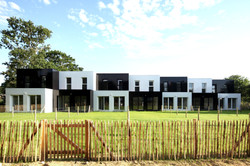 7 maisons containers
