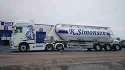 K. Simonsen Transport AS