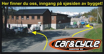 Car & Cycle Harstad AS