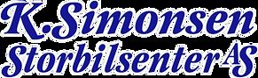 K.Simonsen Storbilsenter AS