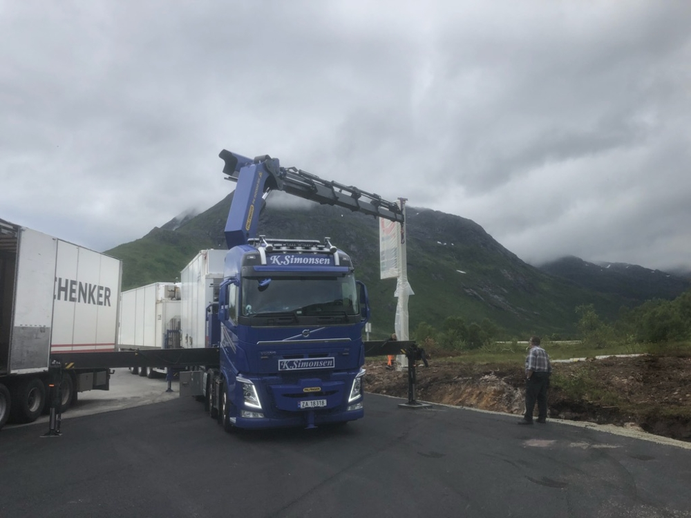K. Simonsen Transport AS