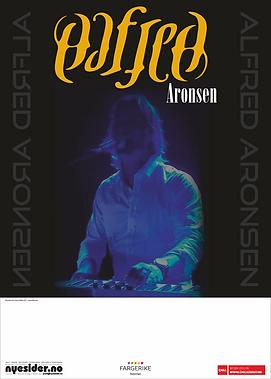Trubadur Musiker Alfred Antonsen Harstad
