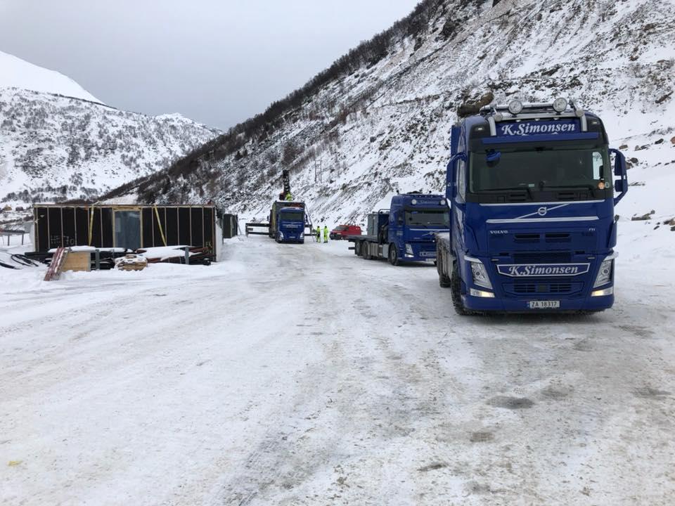 K. Simonsen Transport AS - Harstad